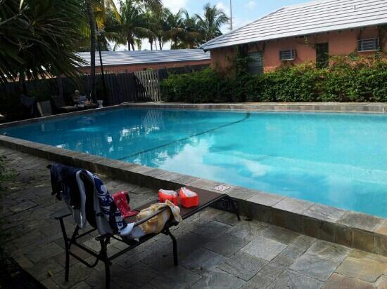 Hotel Biba: Pool