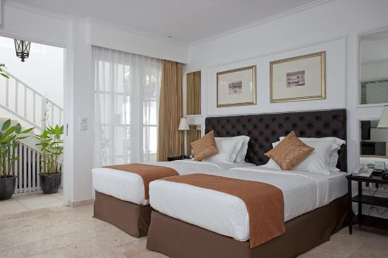 The Colony Hotel Bali: Deluxe Room - Twin Bed