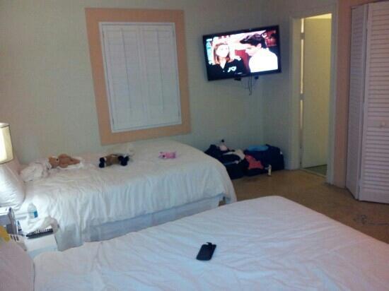 Hotel Biba: Zimmer
