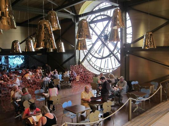 Musee D Orsay Cafe Menu