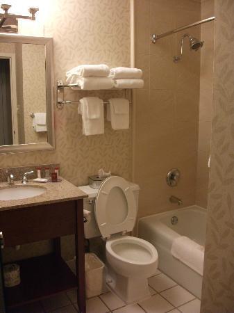 Ramada Ellsworth : Salle de bain complète