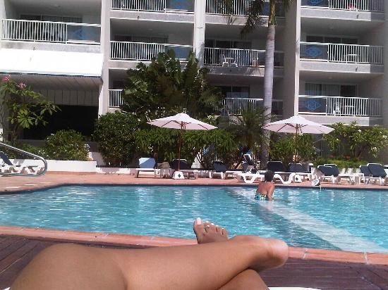 Sapphire Beach Club Resort: La piscina