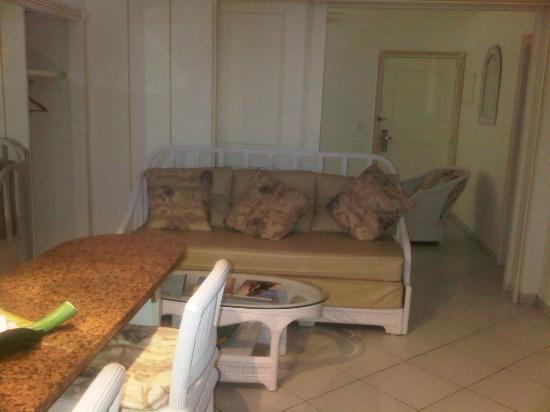 Sapphire Beach Club Resort: La habitacion
