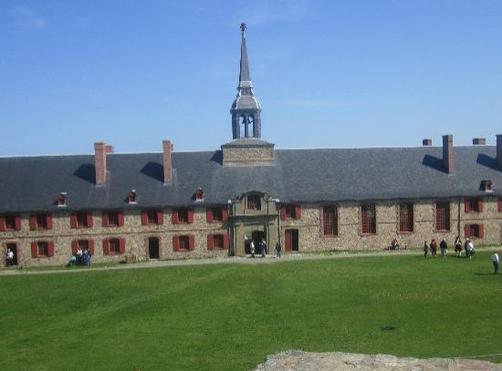 Louisbourg, Канада: The King's Bastion