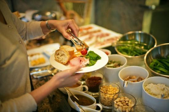 The St. Regis Osaka : Breakfast image