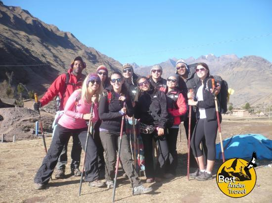 Andes : Inca Trail