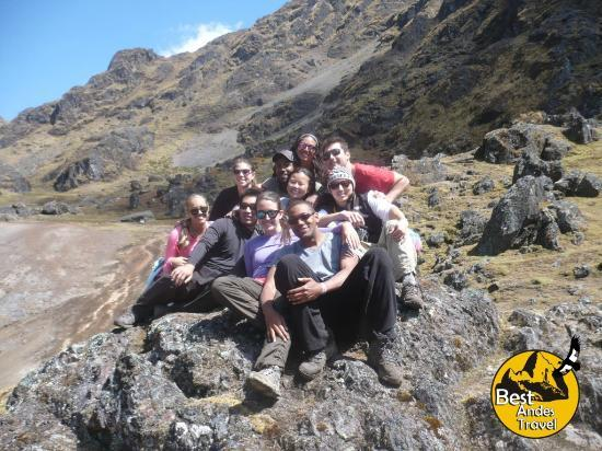 Andes : Lares Valley Trek