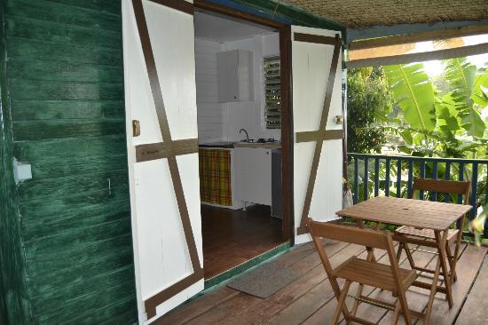 An Eol Caraibes: Le bungalow CARAÏBES