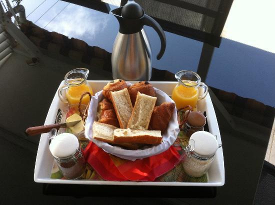 An Eol Caraibes: Le petit déjeuner (6€)