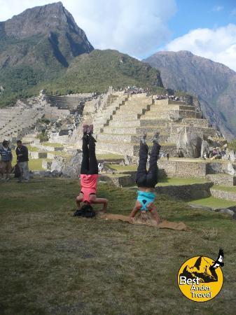 Andes: Machu Picchu