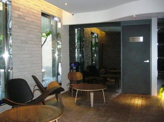 CityInn Hotel Plus - Taichung Station Branch: lounge area