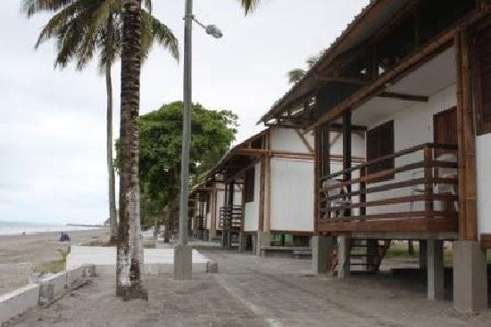 Hosteria El Rampiral: Imagen de las cabanas