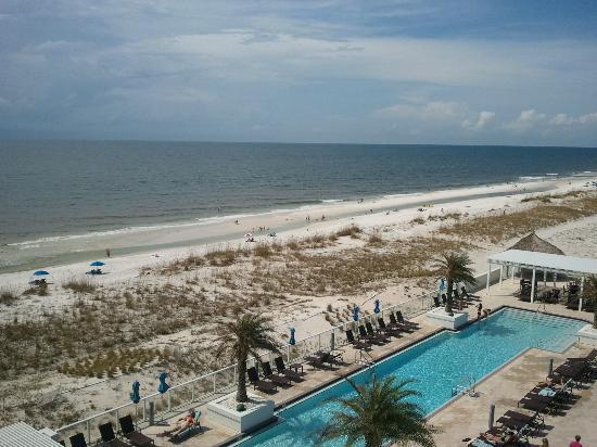 Margaritaville Beach Hotel View Of Pensacola