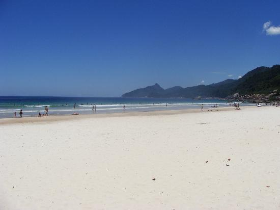 Lopes Mendes Beach: Vista de la Playa