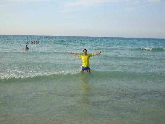 Playas de Este: Playa Mar azul