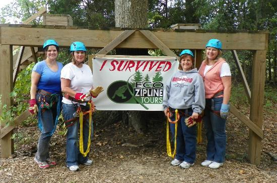 Eco Zipline Tours: ZTA retreat