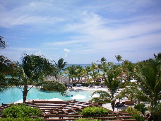Sanctuary Cap Cana by AlSol: View from our Suite #3022