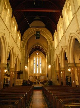 Cathedral of the Most Holy Trinity (Bermuda Cathedral): stunning