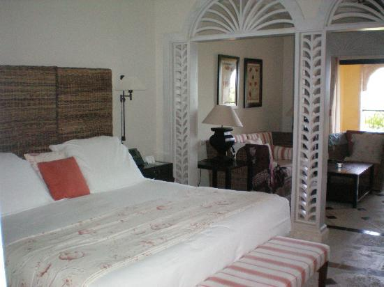 Sanctuary Cap Cana by AlSol: Our Ocean View Suite bedroom