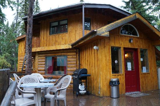 Denali Mountain Morning Hostel and Cabins : The Octagon