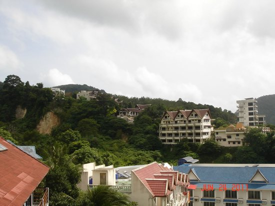 Green Papaya Apartments: View