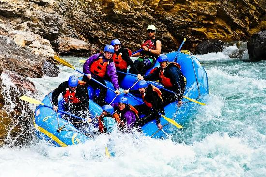 Hydra River Guides: Unsere Tour