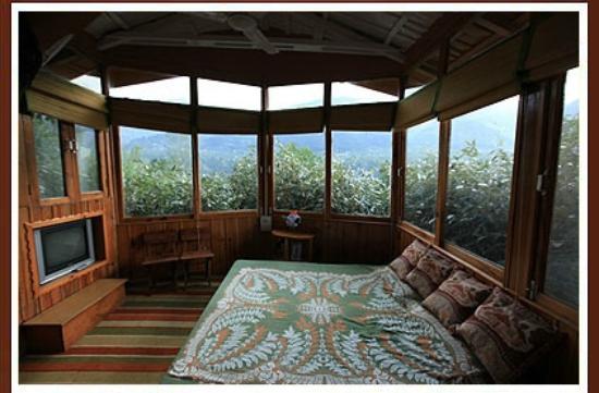 Treehouse Room Picture Of Tree House Cottages Kullu Tripadvisor