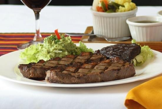 Hacienda Steak House: Una delicia!!!