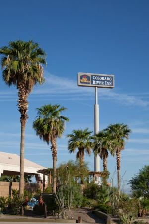 Best Western Colorado River Inn: Awsomeness in the Desert
