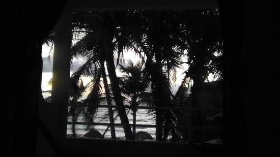 Amelie Tulum: Wonderful breeze off the ocean