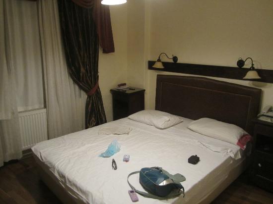 Megara Palace Hotel: Camera 206