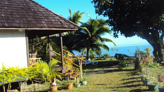 Photo of A Pueu Village House Tahiti
