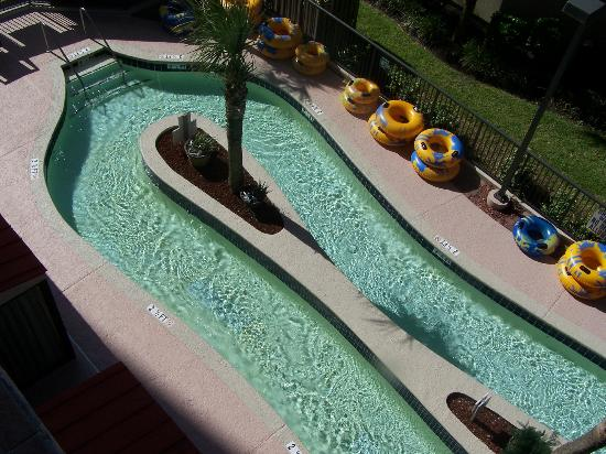Beach Colony Resort: Lazy River