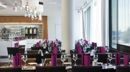 Clarion Hotel Bergen Airport: Restaurant Sound