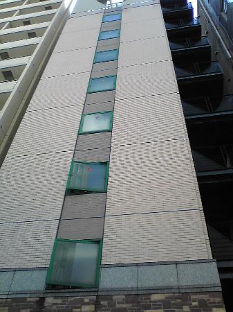 R&B Hotel Higashi Nihonbashi: ホテル外観