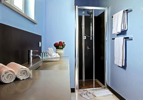 Il Ruscello di Giava: Il bagno della camera Blu