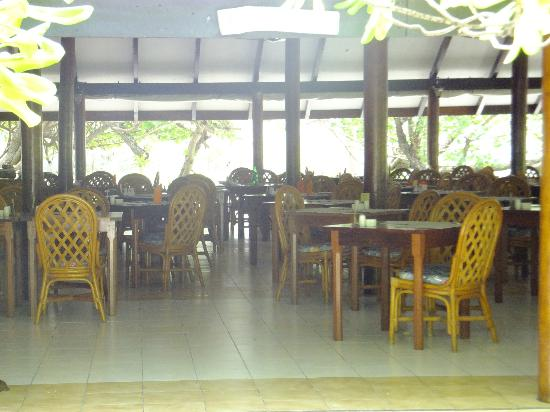 Fun Island Resort: Restaurant