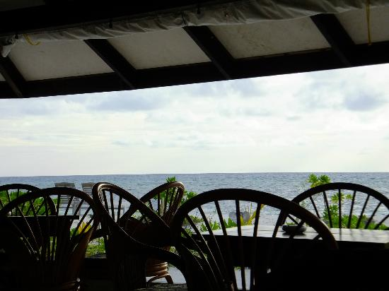 Fun Island Resort : View from the bar