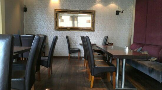 Sandviken Brygge Hotel: resturant