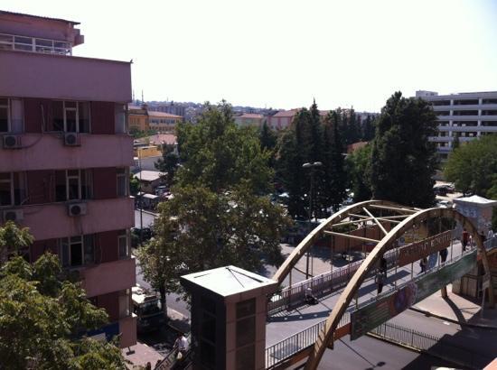 Kaleli Hotel : vue de la chambre