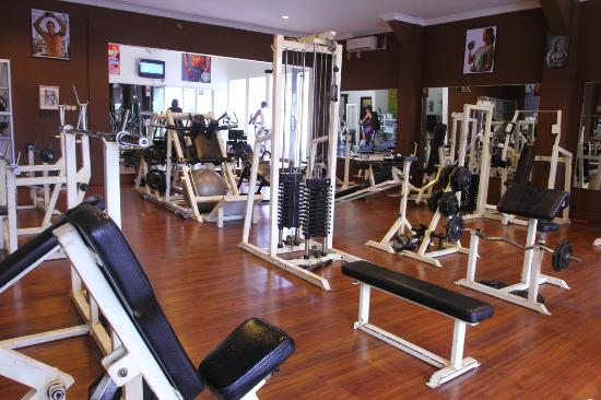 BJ.Perdana Hotel and Resort: Fitness Center