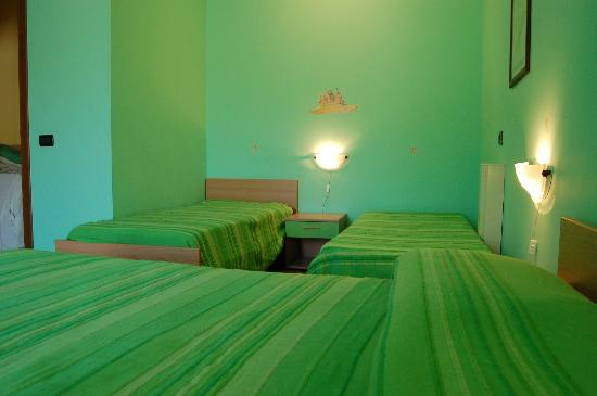 B&B La Mimosa: La Camera Verde