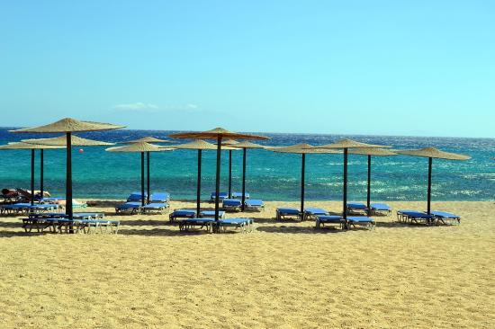 Agrari Beach: Playa