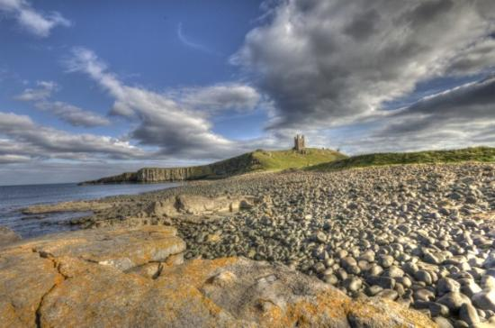 Fairfield Guesthouse: Dunstanburgh Castle near Craster