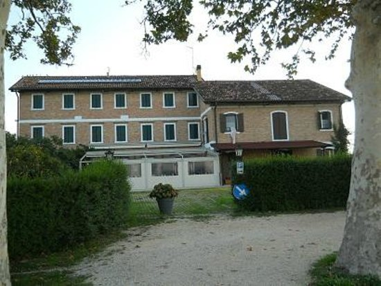 Agriturismo Antico Figher: From Parking Area