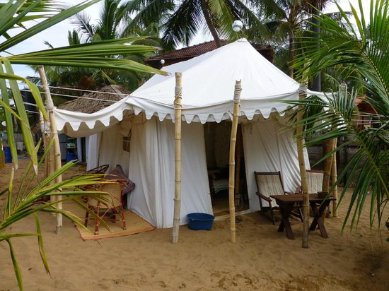 The Folly: Arabian Tent