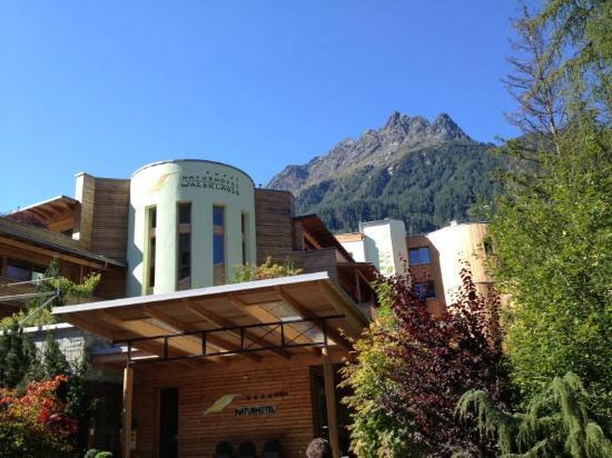 Naturhotel Waldklause: hotel