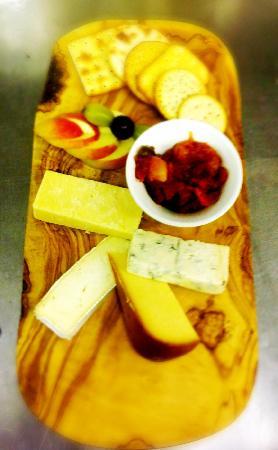 Fratello's: 54. Cheese Board