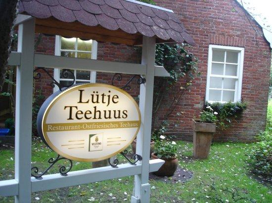 Lutje Teehuus: Lütje Teehaus auf Juist