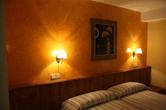 Hotel Escuela Fuentemar: Habitación doble